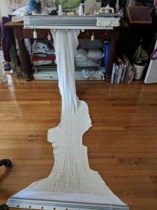 Luciferins: Machine Knit Wool Prototype